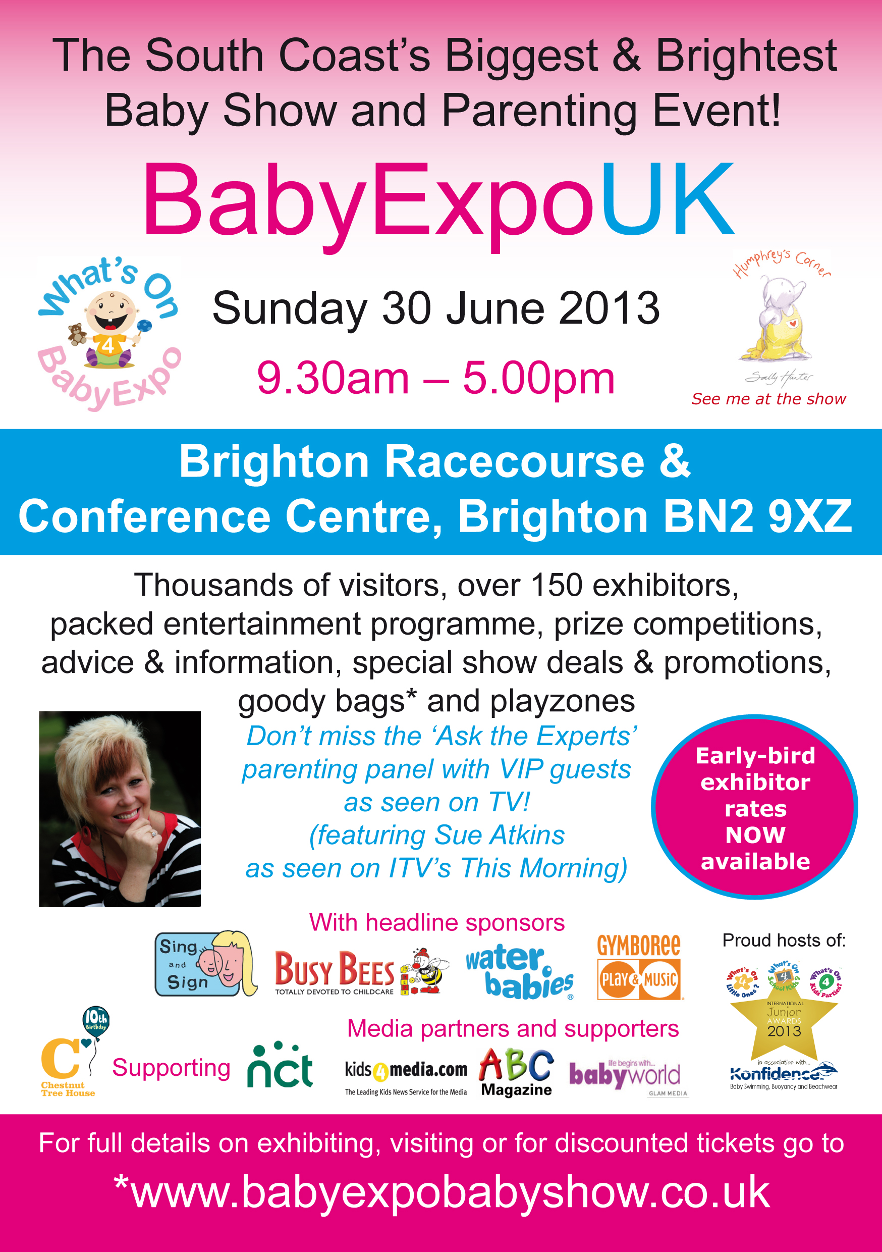 Baby Gift Expo : Tgf will be at the baby expo in brighton on th june