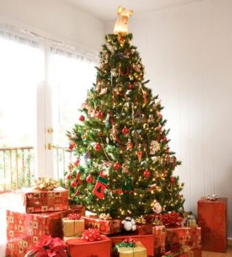 Top Five Eco Friendly Christmas Decorations: environmentally friendly decorations