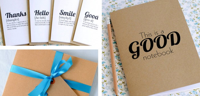 Do Good with Green Stationery from Green Gables