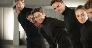 Joey Essex, Thom Evans and Robbie Savage all donned the iconic black polo neck as celebrities battled it out in a star studded bootcamp. The search is still on, so if you are thoughtful, caring and daring apply at: www.newmilktrayman.com