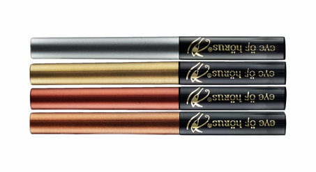 Illuminate your look with Eye of Horus and their NEW Liquid Metal Eyeliners