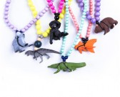 Super cool Spirit Necklaces from Three Bears Threads