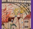 The Quaker Tapestry Museum's fundraising 2017 Calendar features helpers favourite panels