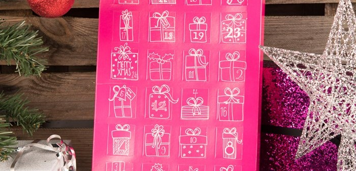 The Bomb Advent Calendar Gift Pack