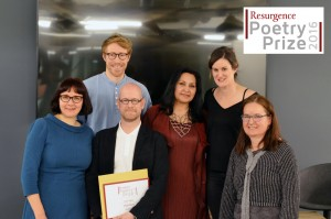 Resurgence Poetry Prize 2016 Winners