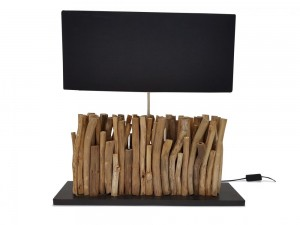 Aceh Driftwood Lamp