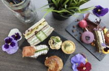 Flower Afternoon Tea at Lancaster London (2)