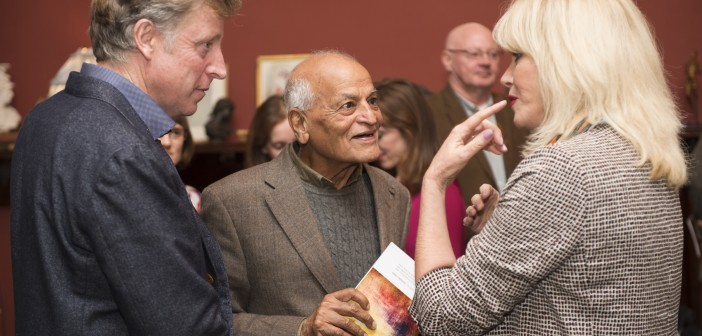 Prize Founders - Peter Phelps.Satish Kumar.Joanna Lumley