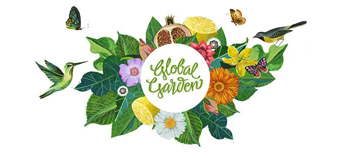 Global Garden visual