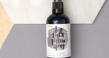 Organic Sleep Tight Pillow Spray