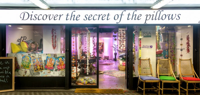 Secret Projects loves running pop ups in UK and India to meet exsisting and new customers