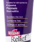 Be naturally kind to skin with Hope's Relief