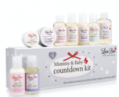 Ethical Christmas Gifts Day 1 – Love Boo – Mum and Baby Countdown Kit