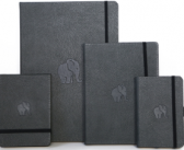 Dingbats Wildlife Series notebooks, green, vegan and fully recyclable