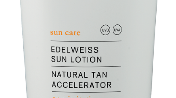 Veganuary Day 23 – Green People Organic Sun Lotion SPF15 with Tan Accelerator