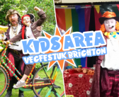 Healthy Cooking Workshops, Games, Songs for Kids at  VegfestUK Brighton – under 16's FREE
