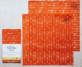BeeBee Wrap Large Beeswax Food Wrap x 2