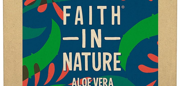 FAITH IN NATURE ALOE VERA SOAP BAR