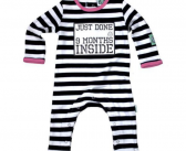Funny Baby Grow For New Born Girl
