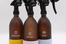 Raindrop – the new eco cleaning range for 2021 that's too beautiful to hide away under the sink?