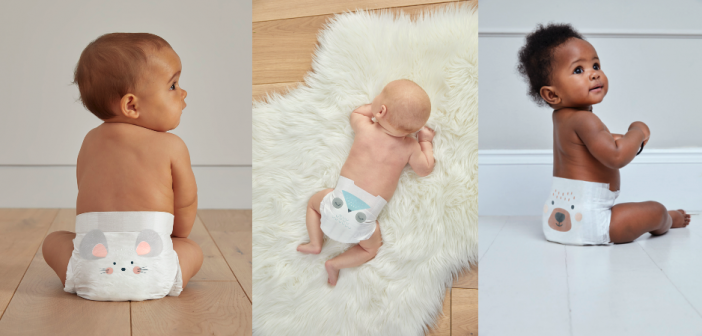 Kit & Kin Unveils the Most Accredited Eco Nappy on the Market