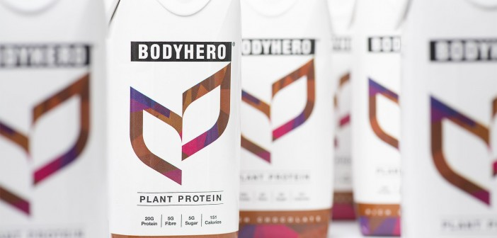 BODYHERO SET TO LAUNCH THE BEST TASTING, MOST NUTRITOUS & CLEANEST, READY-TO-DRINK PLANT-BASED PROTEIN SHAKE AVAILABLE